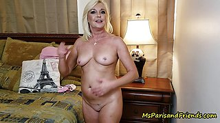 Sexy Ms Paris and Her Taboo Tales Birthday