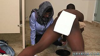 Arab flashing hotel Black vs White My Ultimate Dick Challenge