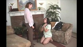 old spanking clips 9