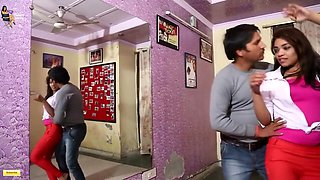 Dance Teacher Seducing Student Hard Boob Press Threesome Romance Bgrade