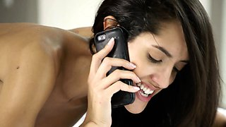 BLACKED Girlfriend Chloe Amours First Time With A BBC