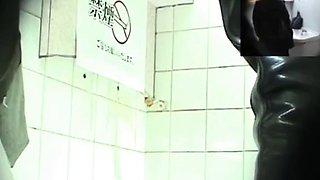 Public toilet spy cam 3