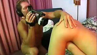 Camera Man Fucks Another Tight Slut
