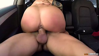 sweet babe alyssia kent fucks driving instructor in car