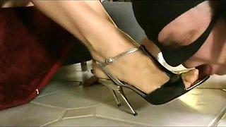 Mistress Foot Worship 21