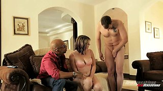 Shane Diesel And Sierra Sanders Have Interracial Sex