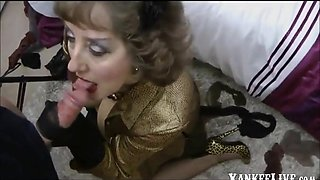 She made me watch, then made my fantasies cum true