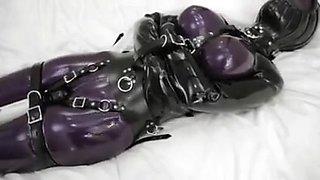 Latex bondage 2