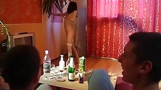 Fucking wild college girl in nurse outfit