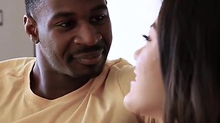 Kendra spade cant say no to big black man meat